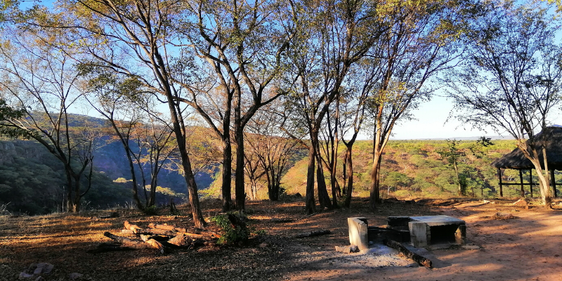 Mucheni Gorge Campsite