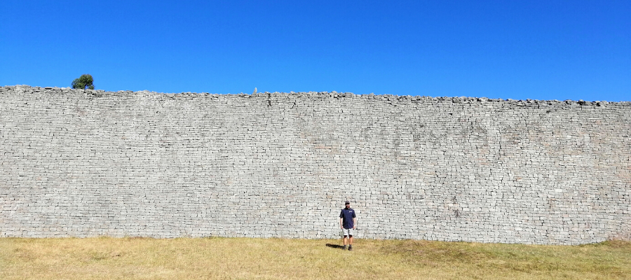 Great Enclosure Wall - Masvingo